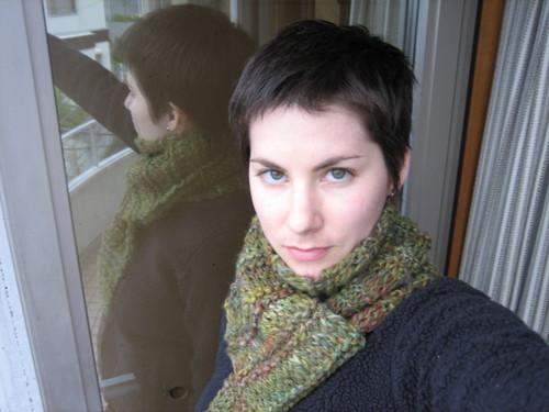 JoSpun Dixie scarf