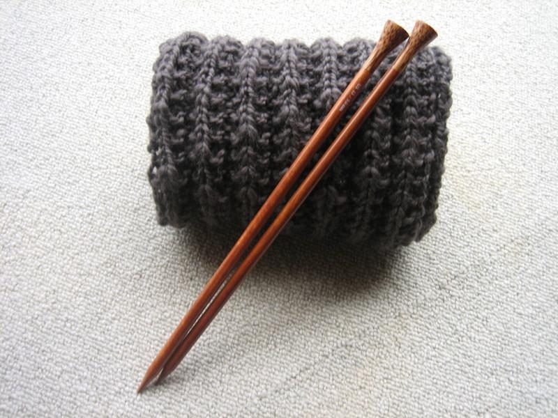 Peach Tree Knittin
